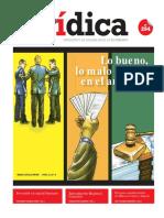Juridica_294 Lo Bueno y Lo Malo en El Arbitraje