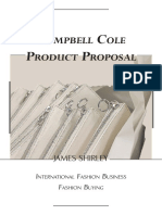 campbell cole product proposal