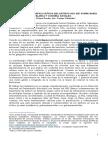 Perspectiva Geográfica Crítica Del Estudio Del Bid Sobre Bahía Blanca y Coronel Rosales