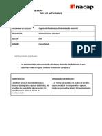 4-Guía Para Mantenimiento Industrial. Tema AMEF