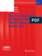 The Aerodynamics of Heavy Vehiccles II Trucks, Buses, And Trains