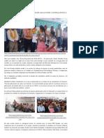 05-12-2016 Visita Astudillo La Costa Chica e Inaugura Una Lechería y Entrega Apoyos a Campesinos.