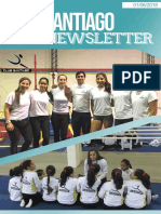 Newsletter Club Santiago