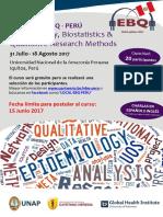 EBQ Iquitos - Brochure Espanhol