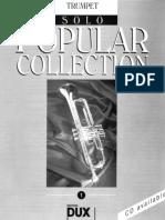 Arturo Himmer - Popular Collection Vol.1 (Bb)