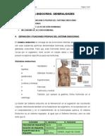 Tema i. Sistema Endocrino General Ida Des