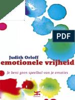 Judith Orloff - Emotionele Vrijheid