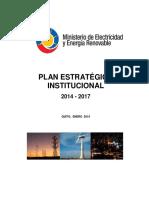 Plan Estratégico Meer