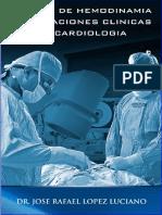 Manual de Hemodinamia Y Aplicaciones Clinicas en Cardiologia