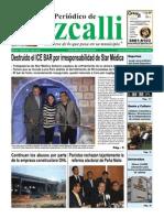 Periódico de Izcalli, Ed. 615, Septiembre 2010