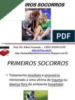 Primeiros Socorros No Esporte (1)