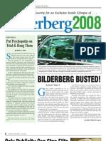 Bilderberg 2008 Report[1]