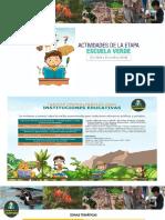 Servicios Educativos 2018-Etapa Escuela Verde