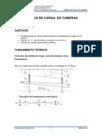 Laboratorio 01 - MECANICA DE FLUIDOS II - UNI