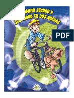 camino-seguro-completo libro colorear