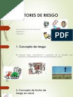 Factores de Riesgo 7 Cruz
