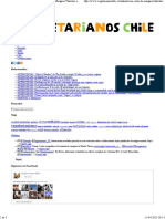 41. Vegetarianos Chile — ANTINOTICIAS_ Carta de Margaret Thatcher a Morrissey