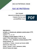 desnaturalizacion proteina