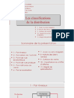 Distribution Cours
