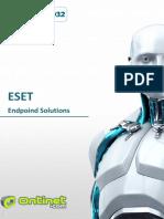 Nuevos Productos ESET Edpoint