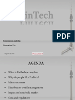 Fintech - Group Presentation (1)
