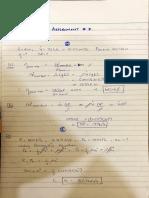 FM Assignment 2