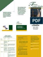 testing screening brochure