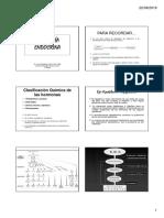 Patologia Endocrino 2016