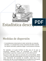 Clase 4 - Medidas de Dispersion
