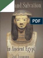 Death and Salvation in Ancient Egipt -Jan Assmann