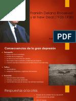Unidad 7 New Deal y Roosvelt - Juan Miguel Sánchez