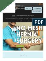 Labiaplasty - Revision of the large labia minora