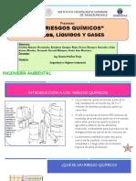 """""""5.6 Riesgos Químicos"""""""