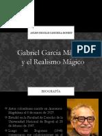 Unidad 6 Gabriel García Márquez - Aylen Canchila