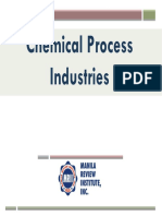 Chemical Process Industries (Reviewer)