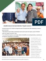 16-12-2016 Astudillo Lanza Al Mercado Distintivo Orgullo Guerrero.