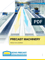 Precast Machinery