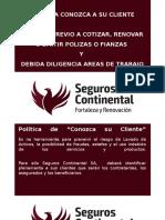 Capaci Reforzamiento Politica May 2018