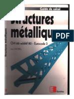 Guide de Calcul Des Structures Métalliques