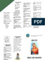 Canciones Virgen Maria