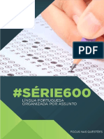 600 Questoes Cespe Portugues Focusconcursos