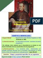 Herencia Mendeliana Cap.3