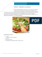 Pizza Paleo La Definitiva - PaleoClon a La Carta 4 Yo Como Sapiens