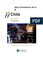Chile 2018 OECD Economic Sruvey Spanish