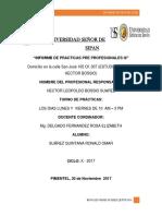 Informe Final 1 Estudio Bossio