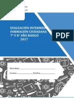 Evaluación Intermedia Historia