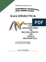 matematicas II fima 2011