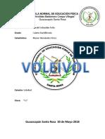 Conceptos Basicos Del Voleibol
