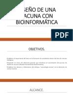 Vacunas Bioinformática