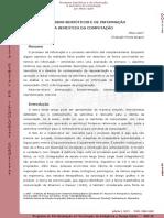 1-Processos Semioticos e de Informacao-A Semiotica Da Computacao-mihai Nadin